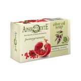 Olive Oil Soap with Pomegranate