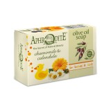 Olive Oil Soap with Chamomile & Calendula